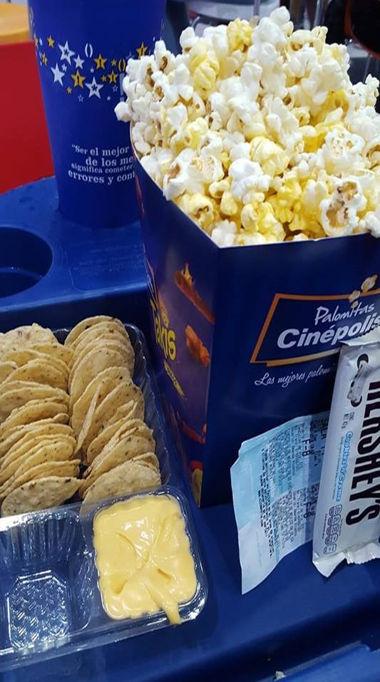 Ventajas de ver películas en el Cine