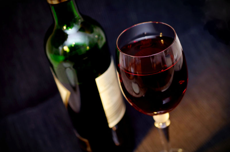 Ventajas de Tomar Vino tinto