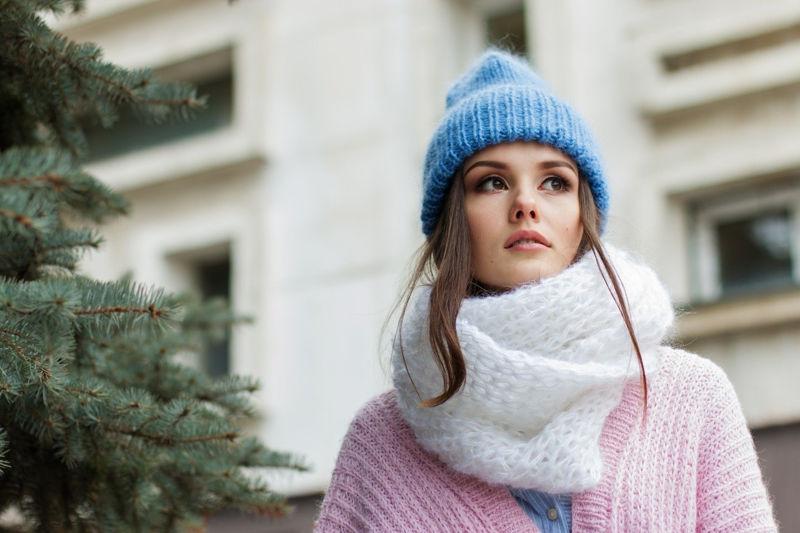 Ventajas de usar Bufanda en Tiempo de Frío