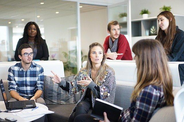 Beneficios del Trabajo Coworking