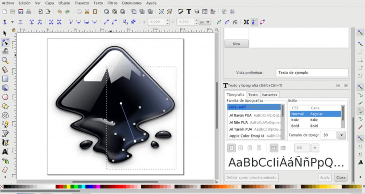 Ventajas de Utilizar Inkscape