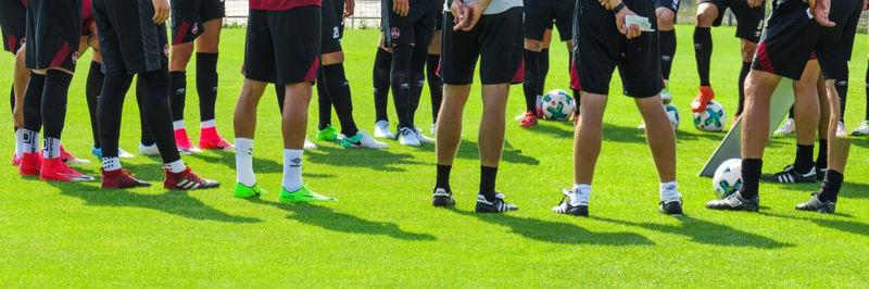 Beneficios del Fútbol en los Adolescentes