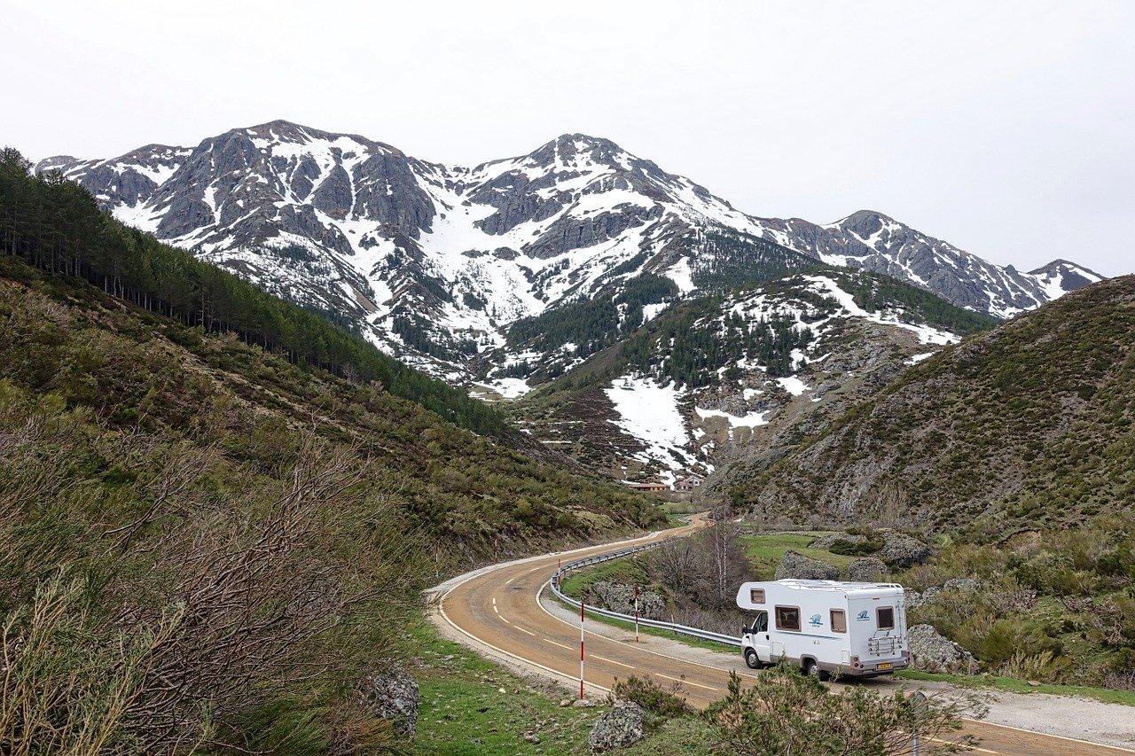 Las Ventajas de viajar en Camper o Autocaravanas