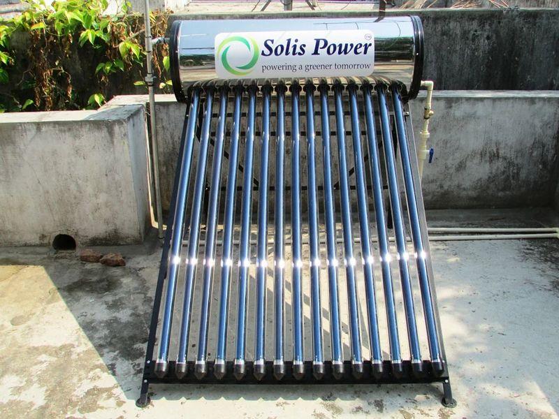 Calentadores solares: Qué es, partes y cómo Funciona